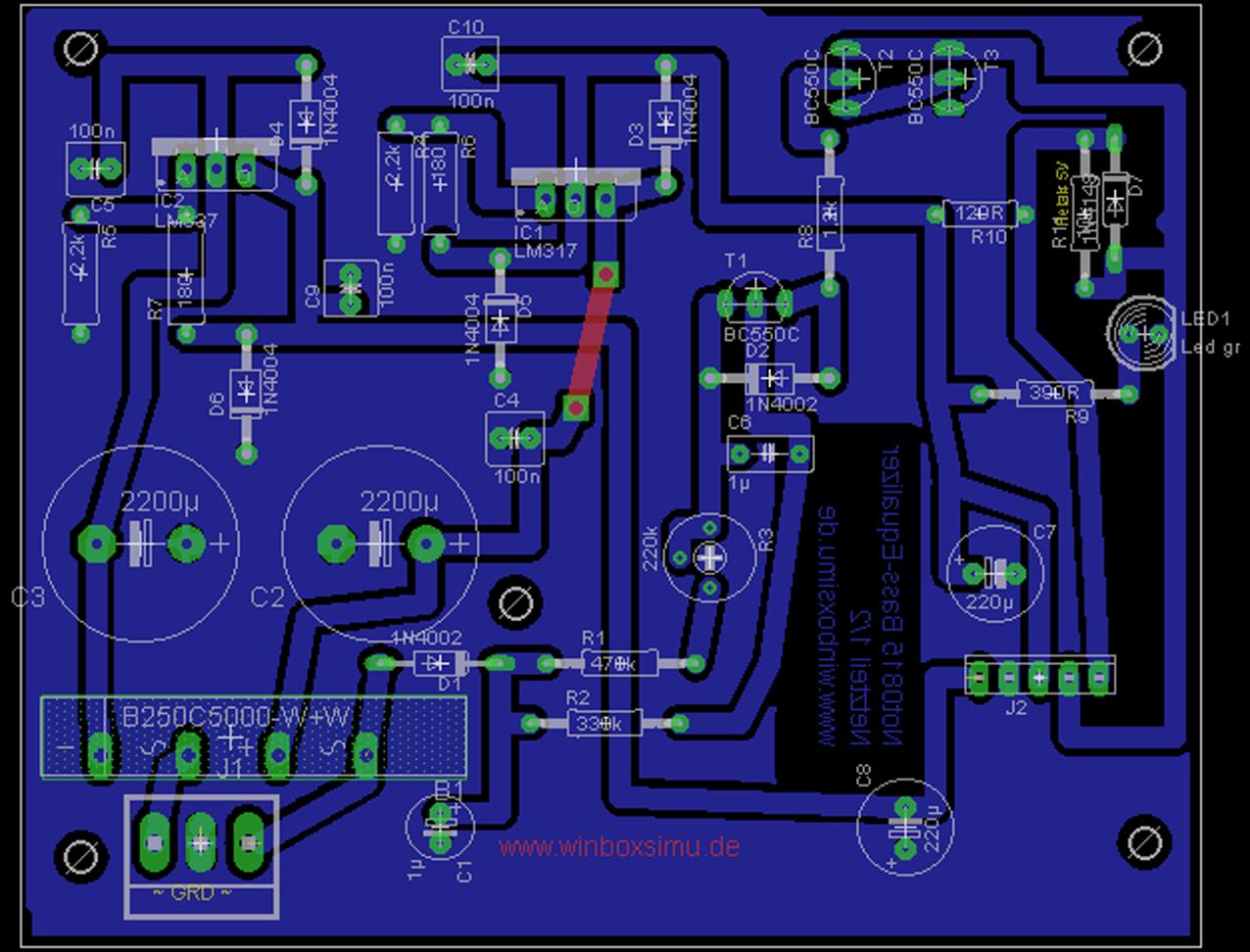 schaltung passive frequenzweiche subwoofer
